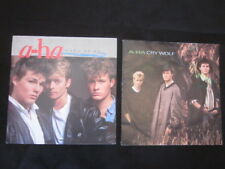 A-HA - 7 inch Covers -  (ideal for replacing or framing)