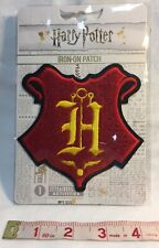 Loot Crate Harry Potter Wizarding World Exclusive Hogwarts Quidditch Patch