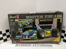 REVELL Michael Schumacher... BENETTON B194 FORMULA UNO KIT MODELLINO IN SCALA 1/24