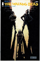 THE WALKING DEAD #135 STANDARD COVER
