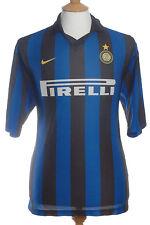 Inter de Milán, Camisa De Casa (Seminuevo) XL