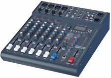 Studiomaster Club XS 8 Channel Mixer Desk USB DSP Recorder Bluetooth Playback