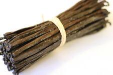 5 MADAGASCAR BOURBON VANILLA BEANS-PODS Grade AA FROM SAMBAVANILLA