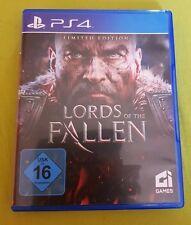 Ps4 - Lords of the Fallen Complete Edition Rollenspiel / wie NEU