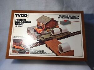 Vintage Tyco HO Scale 931 Freight Unloading Depot