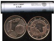 ESTONIE  1 cent  2011  SPL  neuve  ( sortie du rouleau )
