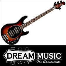 Ernie Ball Music Man Stingray 4HH Dual Humbucker Bass Vintage Sunburst RRP$4099