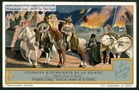 Switzerland -Helvetes Leaving For Gaul 1930s Trade Ad Card