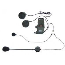 SENA Helmet Clamp Kit Attached Boom Mic & Wired Mic SMH-A0302 - Sena Accessories