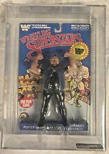 LJN 1988 Wrestling Superstars ONE MAN GANG AFA 60 RARE