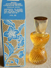 "Vintage Avon ""ANNIVERSARY COLOGNE PETITE"" Persian Wood Scent FULL .5 oz. - NEW!"