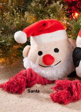 Santa Fetch, Tug o' War, Chew Toy for Dogs