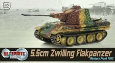 Dragon Armor WWII German 1/72 Scale Zwilling Flakpanzer Western Front Tank 60643