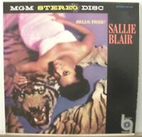 Sallie Blair/Hello Tiger!/ MGM /E3723/VG++/DG