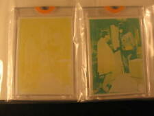 1966 Topps Batman Color Photos (2) Proof Card Set #24