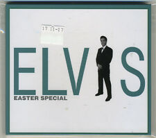 Elvis Presley - Easter Special  - Rare OOP 2001 Danish FTD CD - Mint & Sealed!!!