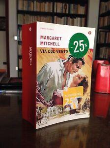 MARGARET MITCHELL - VIA COL VENTO - OSCAR CLASSICI MODERNI 2014