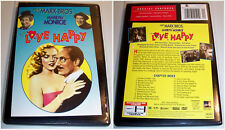LOVE HAPPY DVD (Marilyn Monroe, Groucho Marx, Harpo Marx, Chico Marx Brothers)