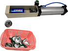 Air Cylinder Can Crusher Aluminum Heavy Duty Pneumatic Soda Beer Can Crusher