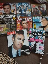 the smiths morrissey magazines job lot of 8