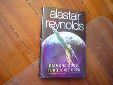 Diamond Dogs, Turquoise Days Alastair Reynolds UK HC/DJ