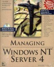 Managing Windows Nt Server 4