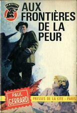 Un Mystère 698 - Paul Gerrard - Aux frontières de la peur - EO 1964