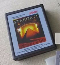 Stargate Desert Raid (the movie) Atari 2600/7800 hack of River Raid
