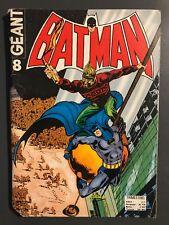 BATMAN GEANT (Sagedition - 1ère série - V1) - T8 : janvier 1974