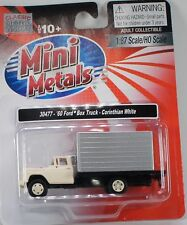 Classic Metal Works #30477 HO Scale 1960 Ford Truck - Corinthian White