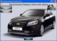 FACTORY SERVICE MANUAL FSM REPAIR MANUAL FOR CHEVROLET EPICA 2007-2008
