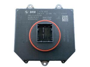 New Control unit Led Module Ballast Headlights Bmw 5 G30 G31 7 G11 G12 7476488