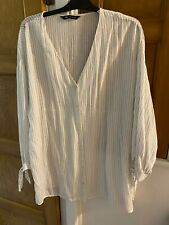Zara Ladies Blouse Shirt Top. Size M. New without tags