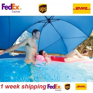 INTEX Pool Canopy Fits Round Intex Metal Frame & Intex Ultra Frame from 12-18ft