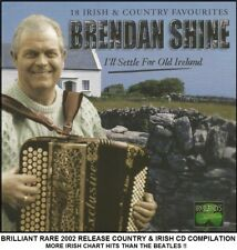Brendan Shine - A Very Best Greatest Hits Collection - Superb Country & Irish CD