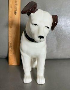 "RCA VICTOR PHONOGRAPH VICTROLA / ""NIPPER""  DOG, 6.5 "" TALL- Very Rare - New"