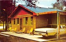 TENTSTRIKE MN 1967 Cedar Rapids Lodge on Medicine Lake VINTAGE MINN RESORT 506