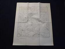 Landkarte Meßtischblatt 2660 Rahnwerder in Pommern, Kreis Saatzig, von 1932