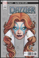 Dazzler: X-Song #1 Headshot LEGACY Marvel Comics X-Men VARIANT COVER C