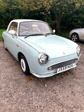 NISSAN FIGARO BABY BLUE
