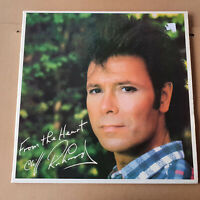 Cliff Richard 2-LP vinyl record (Double Album) From The Heart UK TELLY28 (LP9)