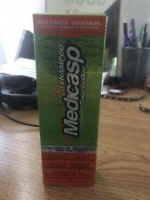 Medicasp Coal Tar Gel Dandruff Shampoo to Treat Seborrheic Dermatitis Psoriasis