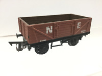 Graham Farish 12002 OO Gauge NE 5 Plank Wagon 600047 (L2)