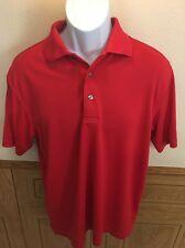 Ben Hogan Performance T-Shirt Size M/M 38/40  Red