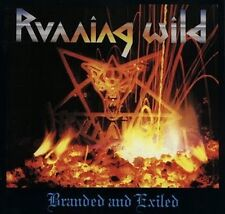 Running Wild - Branded and Exiled - New CD - Pre Order - 11th August