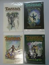 Tarzan the Lost Adventure set #1-4 8.5 VF+ (1995 Dark Horse)