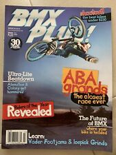 Bmx Plus Magazine March 2010