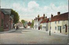 Kempston, Bedfordshire - postcard by Blake & Edgar, Bedford pmk 1906 pmk