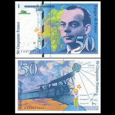 France 50 Francs, 1999, P-157A, UNC