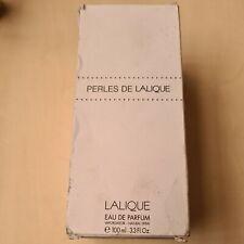 Lalique Perles De Lalique Eau De Parfum 100ml New Damaged Box Y50